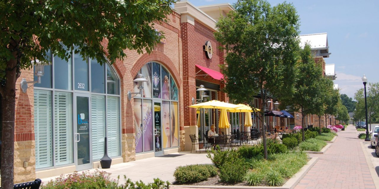 Quarry Lake at Greenspring | Experience a better way to shop